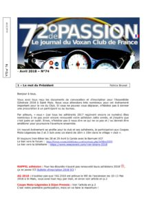 thumbnail of V72-N°74-Avril