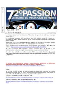 thumbnail of V72 N°79 Mars