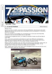 thumbnail of V72 N°87 Mai